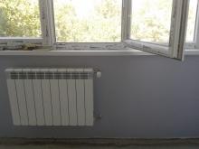 радиатор на стена
