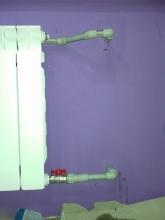 връзки на радиатор