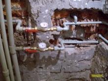 водомерен възел