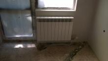 малък радиатор