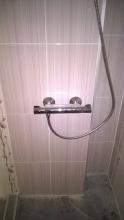 душ в баня монтаж