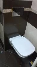 структура тоалетна чиния